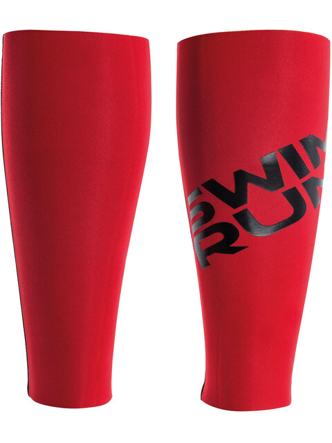 Head DF Flex Calves 3.1 Swimrun rood/zwart